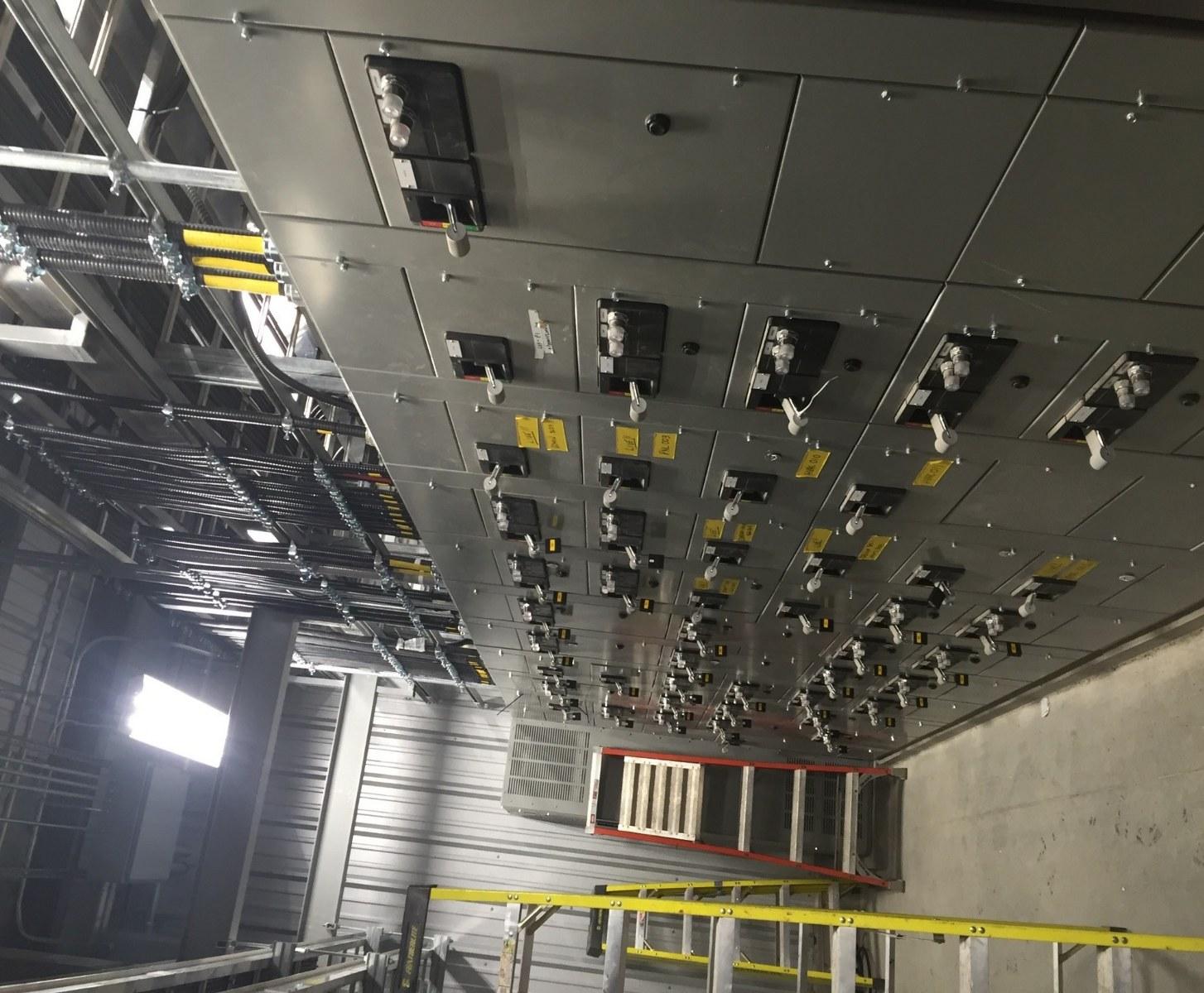 Gemütlich New Electrical Wiring Bilder - Elektrische Schaltplan ...